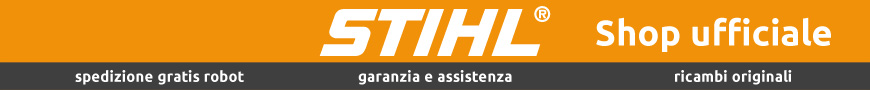 Shop ufficiale Robot Stihl iMow
