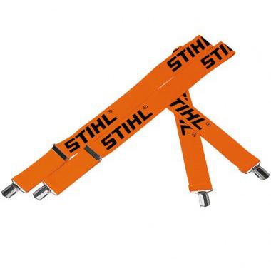 Bretelle Stihl con clips in metallo