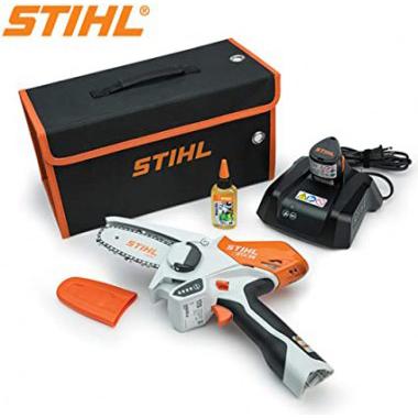 Seghetto Stihl Gta26 a batteria agli Ioni di Litio